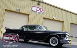 1958 Cadillac restoration